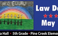 1st Place: Alexa Hall Pine Creek Elementary School, Bennington Teacher: Mrs. Kathleen Cannon